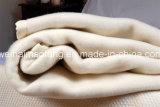 Tejido de lana 100% manta de hotel de lana