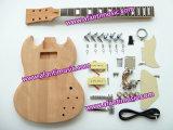 Elektrische Gitarren-Installationssatz der Afanti Musik-/Sg DIY/elektrische Gitarre (ASG-818K)