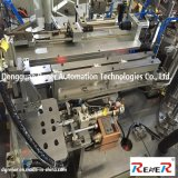 Máquina automática no estándar de la asamblea para la cadena de producción plástica del hardware