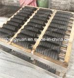 Longues tablettes de charbon de bois de Shisha d'interpréteur de commandes interactif de noix de coco de temps de travail faisant la machine