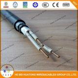 Câbles électriques de la basse tension XLPE