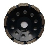 Одиночный абразивный диск диаманта рядка для бетона (JL-DGWS)