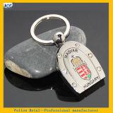 ハンガリーの国章のキーホルダーのハンガリーのU字形のキーホルダーのツーリストの記念品Keychain