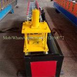 Roulis de piste de porte d'obturateur de rouleau formant la machine