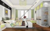 أكريليكيّ عامّة لمعان ميلامين غرفة نوم أثاث لازم ([زس-050])