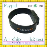Volle Kapazitäts-Feder-Laufwerk USB-Klaps-Armband (GC-W13)