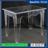 Acrylic en cristal Plexiglass Sheet Plastics Productspmma Sheet pour Furniture Desk