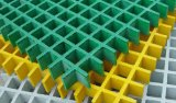 Fibres de verre Garting, grille de FRP, grille de GRP