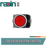 Luz de indicador de montagem em painel de 120V Interruptor da lâmpada do botão de pressão
