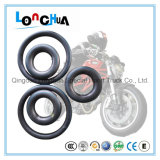 Câmara de ar interna da motocicleta da borracha natural da venda do distribuidor de Qingdao (4.00-8)