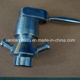 De sanitaire Aseptische Fabrikant Ss316L van Wenzhou van de Klep van de Bemonstering