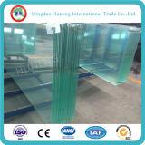 glace de flotteur claire en verre de construction en verre plat de 1.8mm-19mm