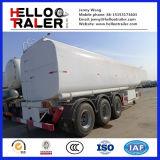 3車軸60cbm燃料タンクのトレーラー熱い販売