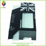 Caixa de cartão Foldable de empacotamento personalizada com indicador