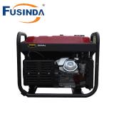 16HP el motor 7kVA se dirige el generador de la gasolina del uso con la maneta y las ruedas