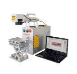 mini bewegliche Laser-Markierungs-Plastikzollsiegel und Kennsätze der Faser-20W