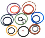 Rubber Productsの別のSize Colorful Silicone Rubber O Rings
