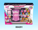 Giocattolo di plastica educativo dei giocattoli DIY per il regalo stabilito di bellezza della ragazza (884291)