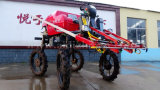 泥フィールドのためのAidiのブランド4WD Hstの大農場ブームのスプレーヤー