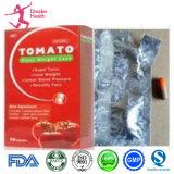 Régime normal de tomate de centrale amincissant la perte de poids Capule