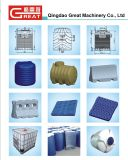 Lagre ضربة آلة صب لخزانات المياه (10000L-3 طبقات)