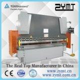Frein de presse hydraulique (wc67k-125t*4000) avec du CE et la conformité ISO9001