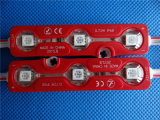 Módulo colorido do diodo emissor de luz de 5050 injeções da venda direta da fábrica