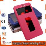 Caisse de téléphone de chiquenaude d'unité centrale pour Zte Nubia Z11 maximum avec plein protecteur de TPU