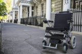 새 버전! 1개 초 폴딩! 승인되는 힘 전자 휠체어 FDA, 세계에 있는 베스트