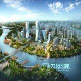 都市計画Virturalの現実のレンダリングのプロジェクト