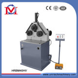 Máquina de dobra redonda vertical e horizontal hidráulica (HRBM40HV)