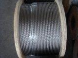 Cuerda de alambre de Raiway/cable