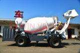 自動重量を量るシステムが付いている経済的な安く4 M3 Self-Loading具体的な混合のトラック