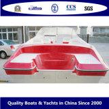 Barco de la cabina de la velocidad 640 para el deporte