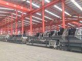 Armazém Prefab claro da construção de aço (ZY381)