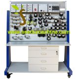 Entrenador del sensor Entrenador del transductor Equipo de entrenamiento educativo Equipo de entrenamiento industrial