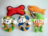 ペットおもちゃの製品供給犬の製品のプラシ天犬のおもちゃ