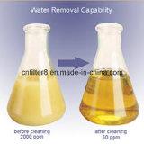 Sistema minerale di purificazione dell'olio per motori dei residui industriali (TYA-50)