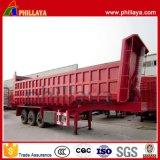 45cbm semi autocarri a cassone del deposito del carico dell'asse del rimorchio 3