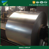 Цинк горячего DIP Wanlu алюминиевый покрыл стальную катушку