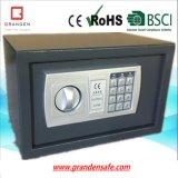 Caixa segura eletrônica para a HOME e o escritório (G-20ED), aço contínuo