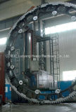 ボールミルの大きい鋳造および鍛造材の帯ギヤ