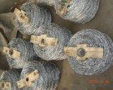 有刺鉄線Mesh Fencing (木製のパッキング)