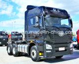 460HPトラクターのトラック、牽引の馬のトラック、FAW JH6のトレーラーヘッド