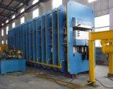 コンベヤーベルトの加硫の出版物の油圧加硫装置のゴム機械