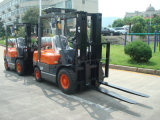 Платформа грузоподъемника 2500kg газолина (CPQD25)