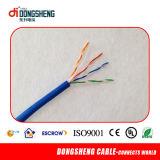 Fertigung seit 1992 Cu/CCA/CCS LAN-Kabel/Kabel des Netz-Kabel-UTP Cat5e
