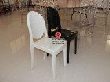 Policarbonato que apila la silla del fantasma sin los apoyabrazos en diverso color