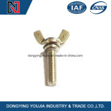 Alimentation en usine Butterfly Wing Nuts Bolt Screw M6 M8