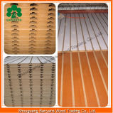 Best Quality를 가진 18mm Melamine MDF Slat Board